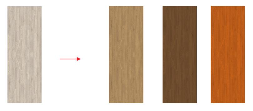 krāsu tekstūra
