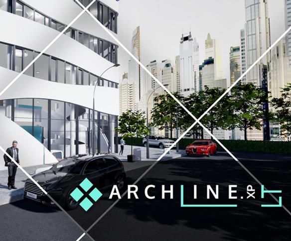 IFC failu apstrāde  programmā ARCHLine.XP LT